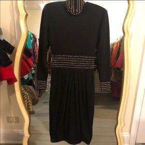 Vintage Sweater Dress
